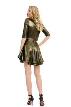 Order here www. Golden Dress, Formal Dresses, Fashion, Dresses For Formal, Moda, Formal Gowns, Fashion Styles, Formal Dress, Gowns