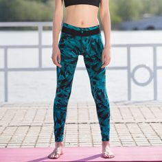 High Quality Ultra Light Quick Dry Breathable Yoga, Workout and Running Leggings