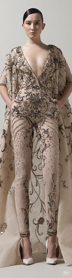 """Spring 2018 Haute Couture Saaid Kobeisy """"Tales from the East"""" Collection Fashion 2018, Fashion Spring, High Fashion, Saiid Kobeisy, Chai, Spring Time, The Dreamers, Cinnamon, Taupe"""