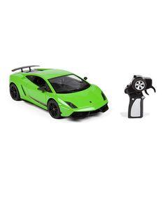 Take a look at this Remote Control Lamborghini Gallardo Superleggera by World Tech Toys on #zulily today!
