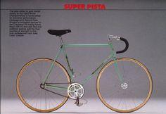 Bianchi Super Pista 1984