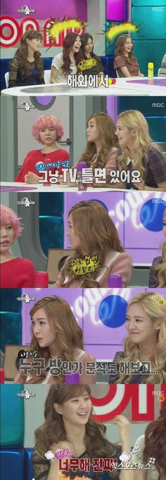 Girls' Generation reveal they attempted to watch porn before