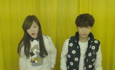 #akdongmusicians #akdong #musicians #akmu #kpop on You Are Here Cafe