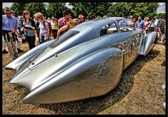 1938 Hispano Suiza H6C Xenia Goodwood Festival of Speed 2009