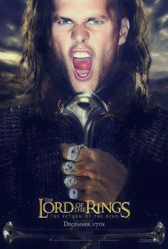 Lord of the 4 Rings, King Brady!