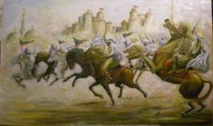 La presa di Granada, soggetto storico Granada, Painting, Art, Art Background, Grenada, Painting Art, Kunst, Paintings, Performing Arts