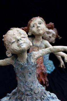Jurga sculpteur | La Terre DOr