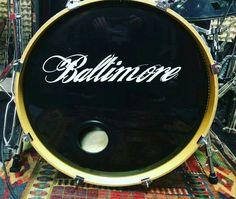 Baltimore drum