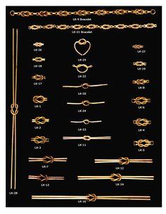 Lovers Knots [LK-9 BRACELET, LK-21 BRACELET, LK-26, LK-18, LK-17, LK-1, LK-2, LK-3, LK-7, LK-13, LK-16, LK-28, LK-25, LK-22, LK-20, LK-24, LK-23, LK-11, LK-12, LK-14, LK-27, LK-19, LK-8, LK-6, LK-4, LK-5] Copper Wire Jewelry, Wire Jewelry Making, Wire Jewelry Designs, Handmade Wire Jewelry, Jewelry Making Tutorials, Wire Wrapped Jewelry, Beaded Jewelry, Jewellery, Ring Set