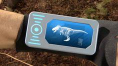 Andy´s dinosaur adventures. Wrist gadget.