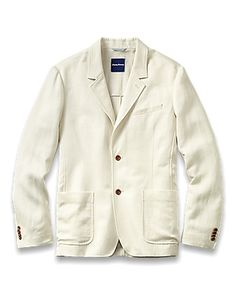 704a95390eb Tommy Bahama Mens La Jolla Linen Blazer Warm Sand Jacket LG   Check this  awesome product by going to the link at the image.