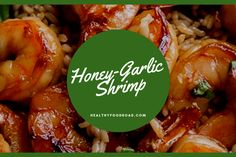Today I was tired and didnt feel like cooking but I was hungry! I decided I wouldnt let my mood ruin my healthy way of life and then it hit me: Honey-Garlic Shrimp. A meal so tasty and New Cooking, Easy Cooking, Healthy Cooking, Healthy Eating, Cooking Recipes, Healthy Food, Cooking Light, Eating Fast, Clean Eating Snacks