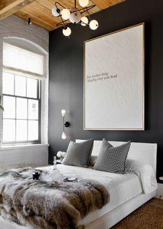 #Déco. 6 décorations murales pour sublimer votre lit.