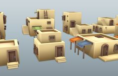 Elevate your workflow with the Modular Desert Buildings asset from ZugZug Art. Minecraft Banner Designs, Minecraft Banners, Minecraft Castle, Minecraft Blueprints, Minecraft Creations, Minecraft Projects, Minecraft Crafts, Minecraft Buildings, Minecraft Furniture
