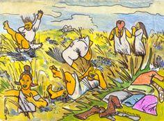 Hölmöläissatuja Nostalgia, Teaching, Feelings, Painting, Painting Art, Paintings, Education, Painted Canvas, Drawings