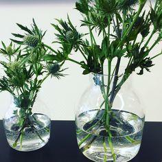 Stand of Hardanger bestikk Glass Vase, Trends, News, Home Decor, Hardanger, Homemade Home Decor, Decoration Home, Interior Decorating