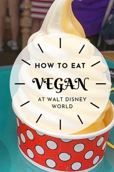 How to eat vegan at Disney World! Find the best places to eat as a vegan. From cafes to treats, eating vegan at Walt Disney World is not a hassle. Best Disney World Food, Vegan Disney World, Disney World Planning, Disney Food, Disney Disney, Walt Disney World Orlando, Disney World Florida, Disney World Vacation, Disney Vacations
