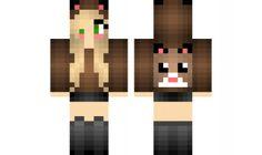 minecraft skin HorseGirl Check out our YouTube : https://www.youtube.com/user/sexypurpleunicorn