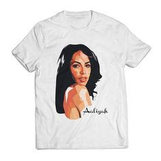 Aaliyah Art Actress Clothing T shirt Men