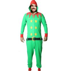 Get the latest plus sized hooded novelty onesies as your next ugly sweater.  Ugly sweater for the Christmas party! Collection of Christmas elf jumpsuit sweaters and Xmas jumpers for both men and women for the ugly sweater party day At uglychristmassweatersale.com  Ugly Christmas sweater, Christmas sweater, party costume, diy Christmas, tacky, funny, cheap ugly sweater