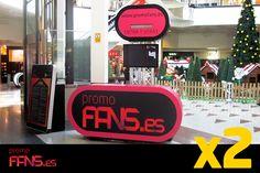¡Os estamos esperando en el stand de PromoFans! Traed vuestros tickets de compra con los cupones y os regalaremos el descuento ¡Así de fácil!  Hay miles de euros cada día ¡Os esperamos!