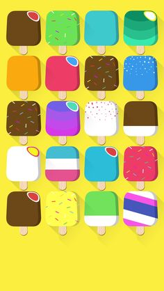 Ice cream iPhone 5