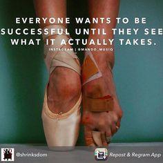 Struggle of Success