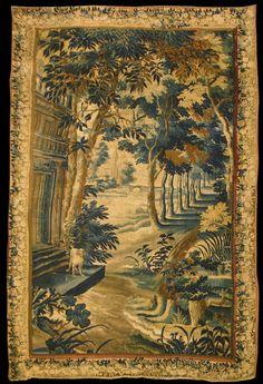 ❤ -Antique Verdure Tapestry