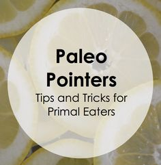paleo pointers   Search Results   Cave Girl in the City