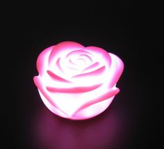 7 Colors LED Rose Romance Light Computer Gadgets, Usb Gadgets, Gadget Gifts, Home Deco, Women Accessories, Romance, Lighting, Colors, Flowers