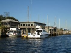 Grand Mariner Restaurant & Marina - Dog River AL