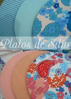 Platos de Sitio:::Encontralos en Macuca Colección.... fb/MacucaColeccion