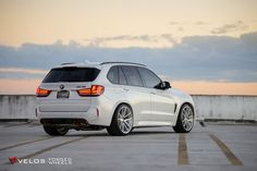#BMW #X85M #VELOS #Wheels #White #Anngel #Strong #Sexy #Hot #Provocative #Eyes #Live #Life #Love #Follow #Your #Heart #Like