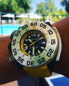 Markgold Game-changer Dive watch version 9.