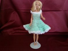 Handmade Outfit for Barbie Doll   SEE SPECIAL OFFER    (nannycheryl original)706 £3.00