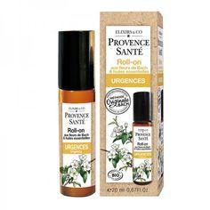 Roll-on Urgences Bio Provence Santé