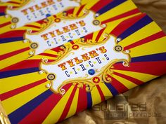 Carnival circus themed animal cupcake toppers picks decorations - Circusfeest On Pinterest Circus Party Circus Birthday