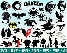 30 How To Train Your Dragon Svg Toothless Svg Dragon Svg Toothless Dragon, Hiccup And Toothless, Httyd, Dragons Rise Of Berk, Dragon Birthday Cakes, Dragon Rise, Dragon Silhouette, Dragon Trainer, Kids Birthday Cards