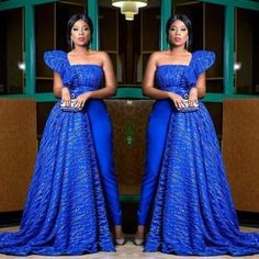 Dinner Gowns, Evening Dresses, Sexy Dresses, Prom Dresses, Dress Prom, Blue Wedding Receptions, Blue Bridal, African Fashion Dresses, Long African Dresses
