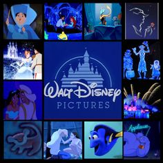 """Colors of the Wind - Disney in Blue"""