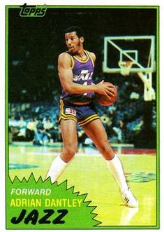 Basketball Jones, New York Basketball, Jazz Basketball, Indoor Basketball Court, Basketball Legends, Basketball Players, Nba Arenas, Utah Jazz, Trading Card Database