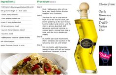 (3) Liqueurs, Wines and Oils the Flaschengeist Way