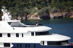Serenity II 40 m Steel hull displacement Motor Yacht For Sale