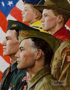 Muddy Colors: Norman Rockwell: American Originals