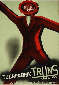 Franz Eberlin. Truns
