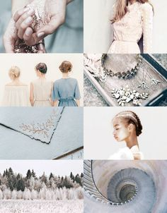 middle earth aesthetics | ladies of lothlórien