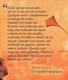 o caçador de pipas Some Quotes, Words Quotes, Great Quotes, Inspirational Quotes, Sayings, I Love Books, Good Books, General Quotes, Good Motivation