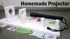 How to Make a Projector at Home