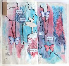 Craft Art, Art Journaling, Arts And Crafts, Scrapbook, Blog, Art Background, Art Diary, Scrapbooking, Blogging