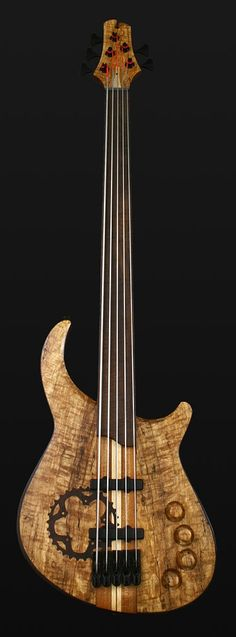 CROW HILL Cadence | Five-String Fretless Electric Bass